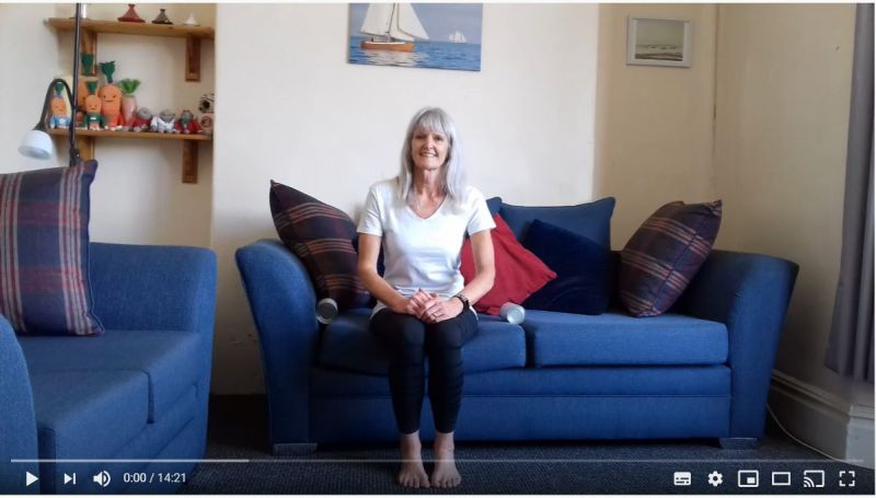 Seated Exercise with Jill