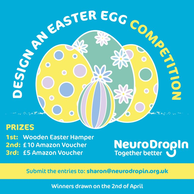 Design an Easter Egg Competition - Free Entry