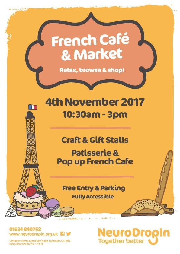 French Café and Market – 4 November 2017